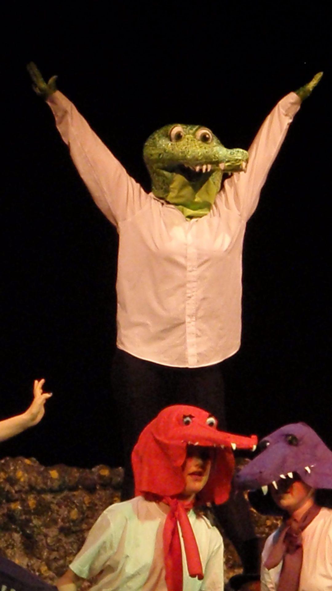 Peter Pantomime 2010 455