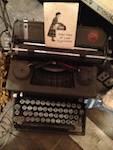 1950 Typewriter